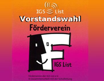 Förderverein – Wahl des neuen Vorstands