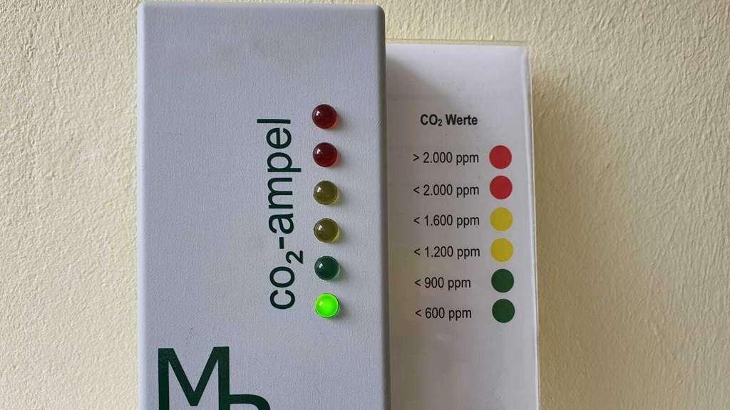 Was bewirkt eigentlich der CO2-Gehalt unserer Luft im Klassenraum?